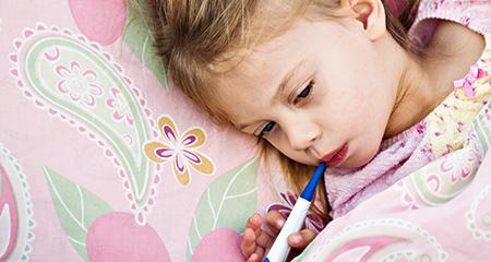 Методы лечения воспаления легких у детей