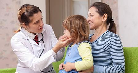 Основные причины воспаления лимфоузлов у детей