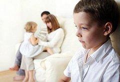 Проблемы воспитания приемных детей