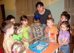 Роль воспитателя в воспитании детей