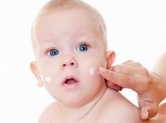 Крем для новорожденных