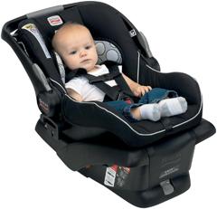 Выбор автокресла для новорожденных