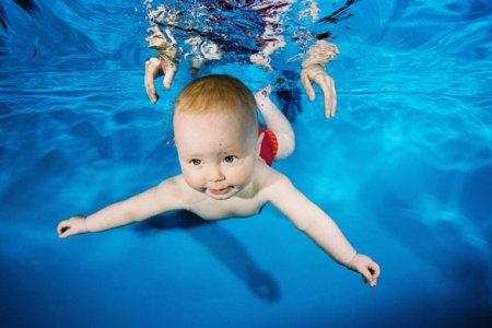 Плавать раньше, чем ходить