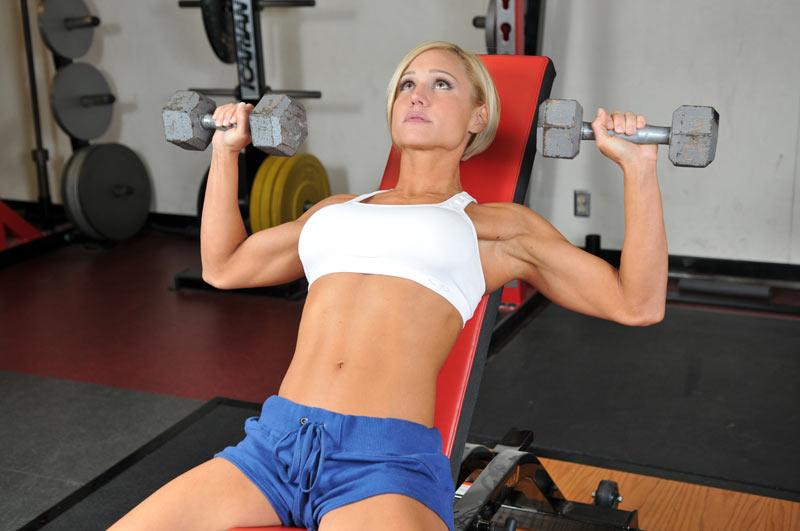 библия фитнеса для женщин