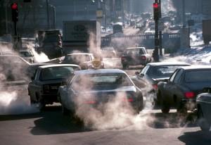 Выхлопные газы могут вызывать рак