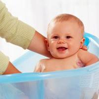 Закаливание детей с раннего возраста