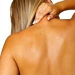 красивая и здоровая спина