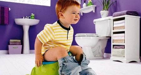 Зеленый стул у ребенка: причины
