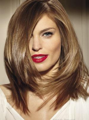 Какие есть стрижки на средние волосы