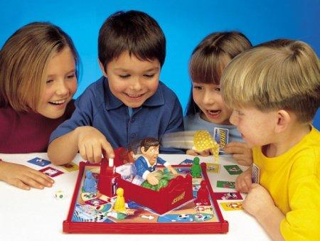 Игры для детей на вечеринке