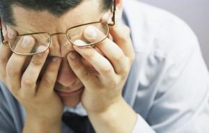 зрение и головная боль