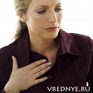 Отрыжка желчью – причины и лечение